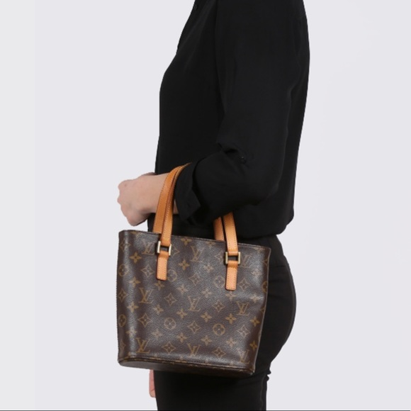 be5a2b933326 Louis Vuitton Handbags - Auth Louis Vuitton Vavin PM Satchel Bag